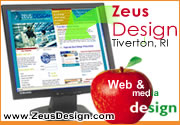 Zeus Design Sponsorship